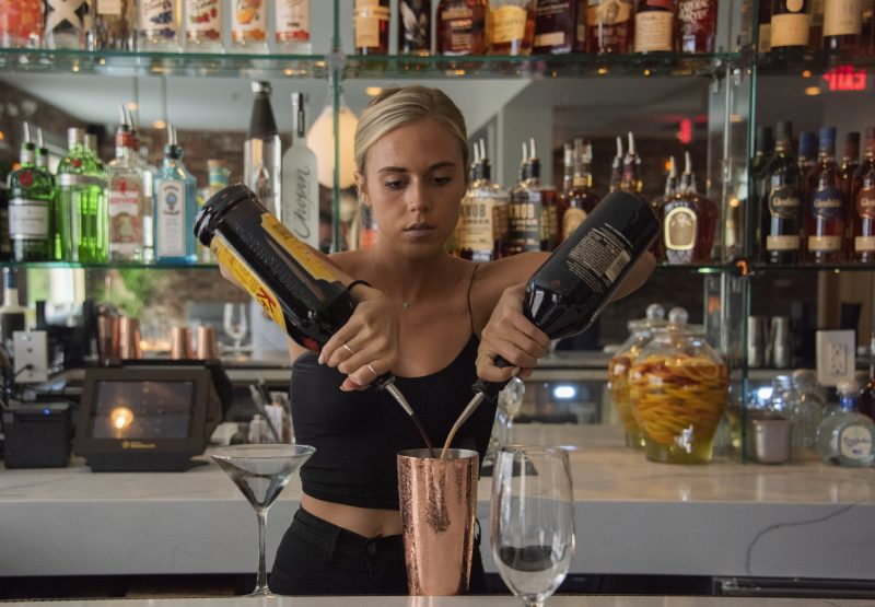 Assaggio Bartender