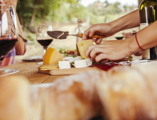 Classic Wine and Cheese Pairings