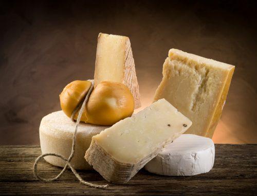 A Walk Through Italy Via the Best Cheeses