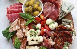 Charcuterie Appetizer Board