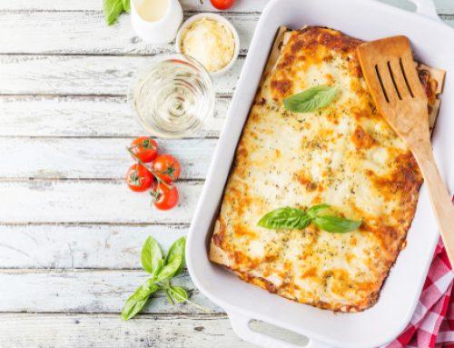Lasagna At Assaggio